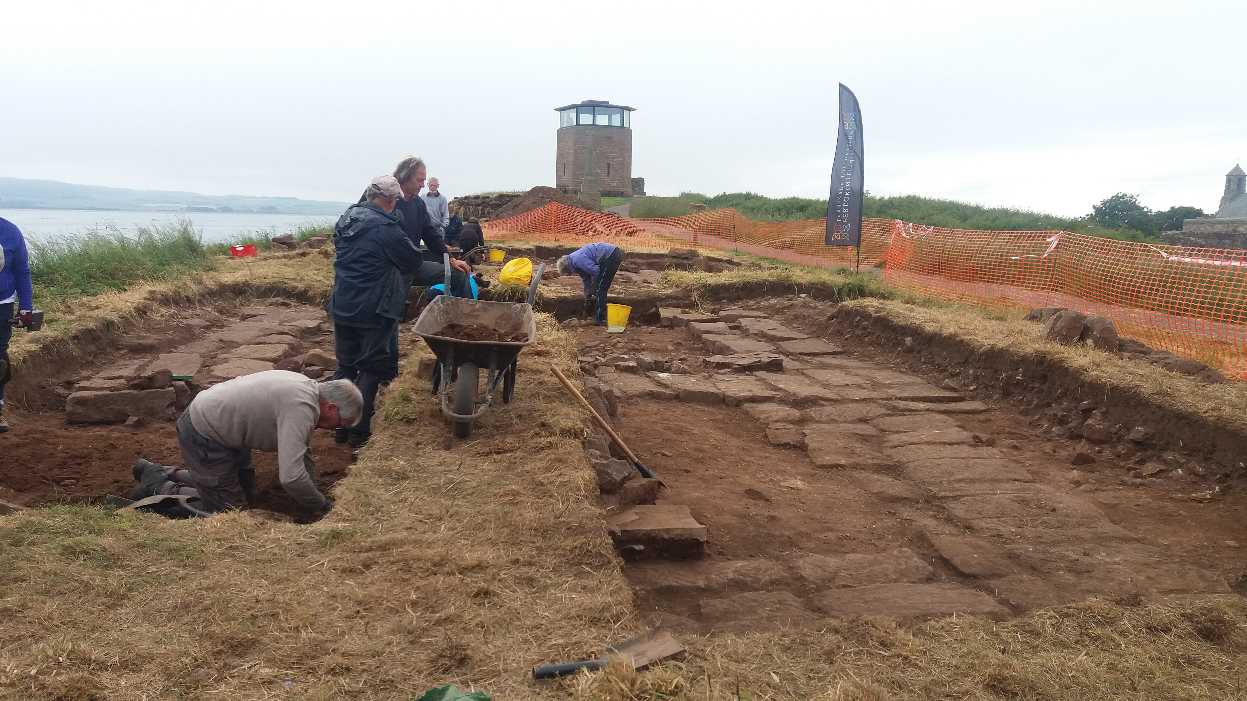 More news on the discoveries in our Community Archaeology Project