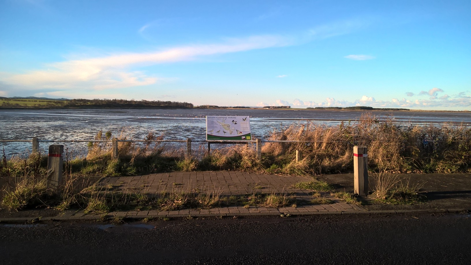 Invitation to quote for Budle Bay project