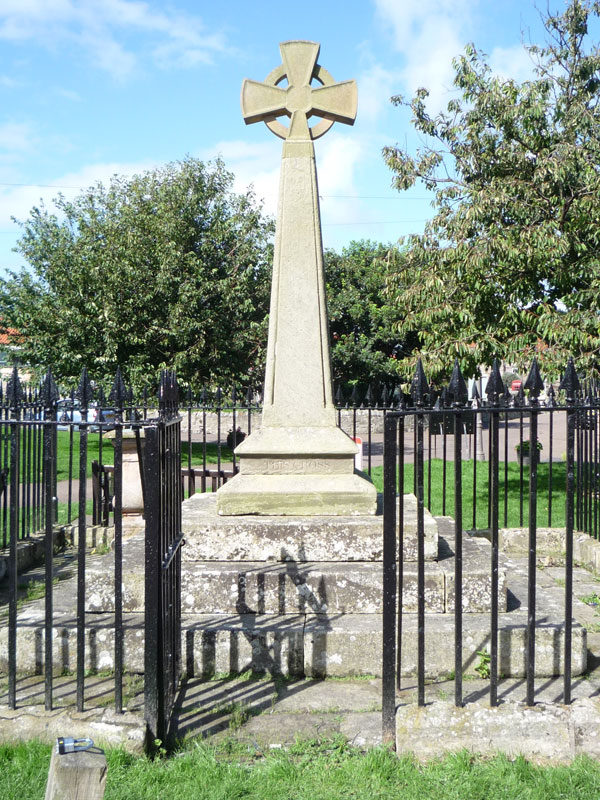 Market Cross and Sundial